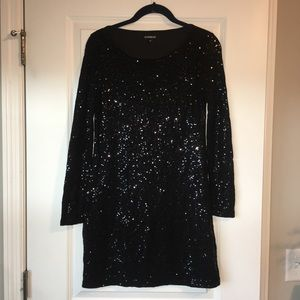 Express Sequin Dress!